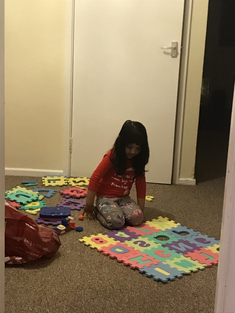 AC Nursery Puzzle