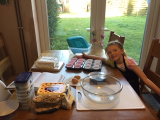 EB Reception Baking