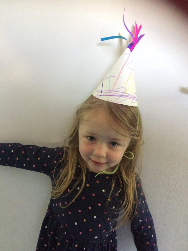 IS (YN) Party Hat
