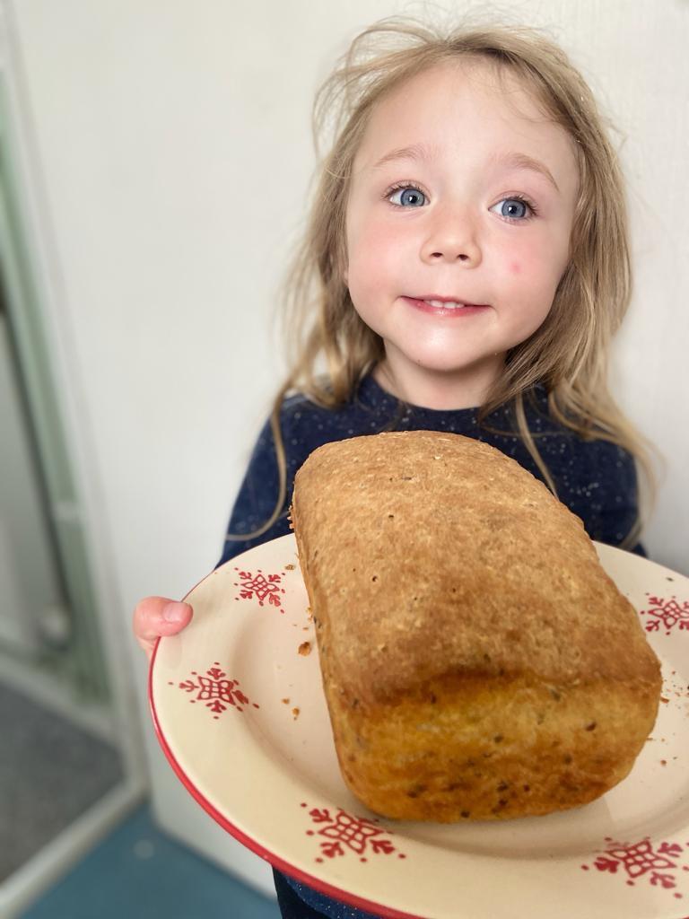 IS (YN) bread