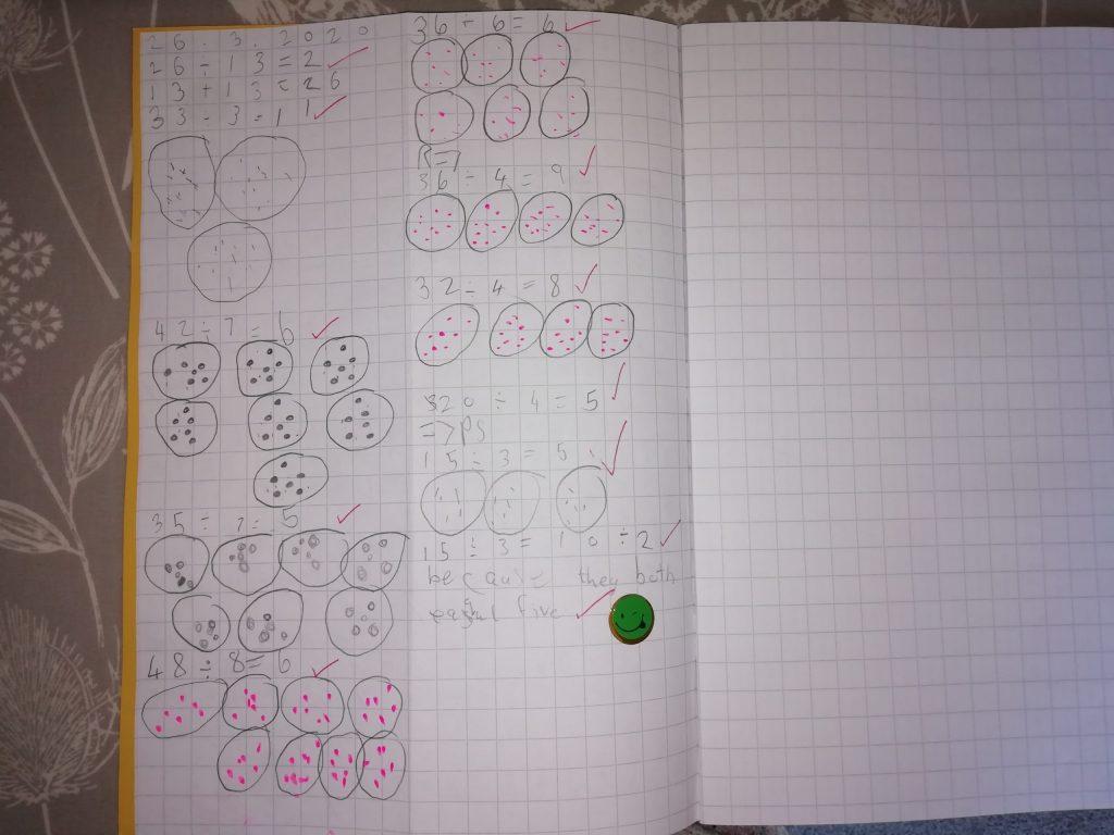 ME Yr2 Maths