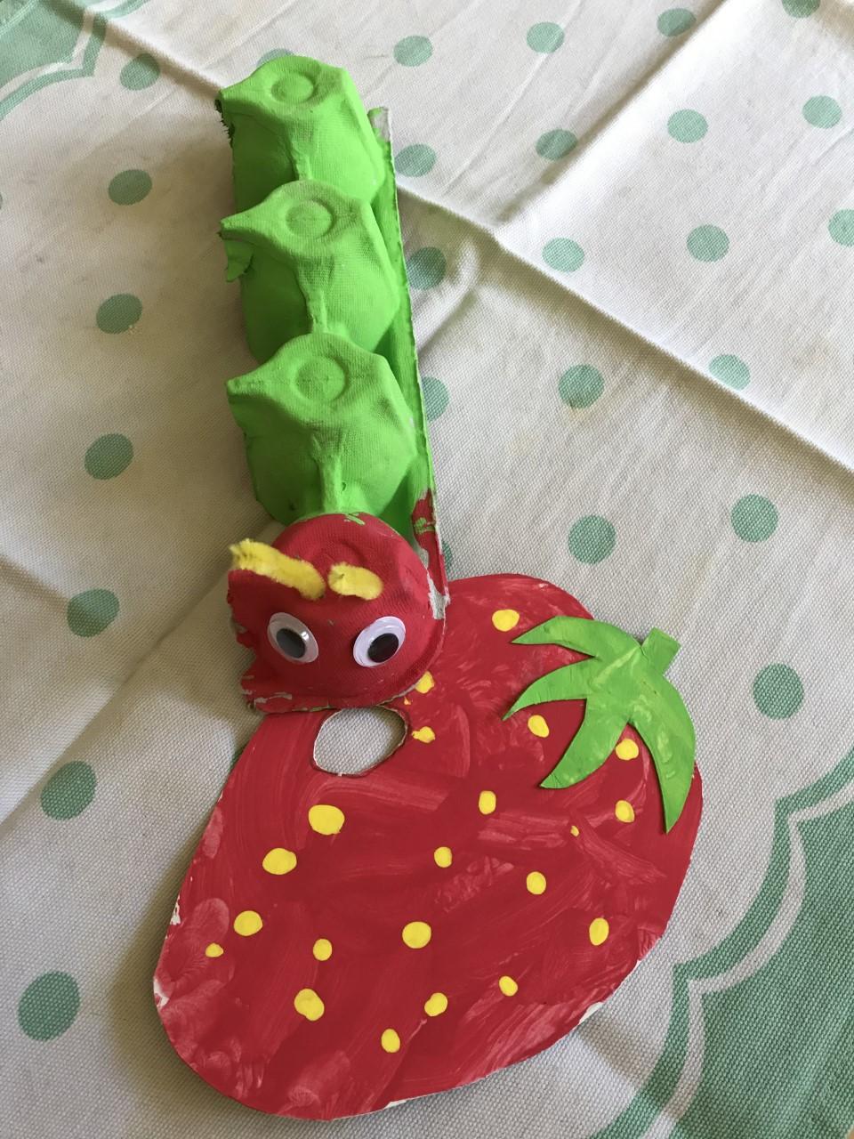 SK (YR) caterpillar